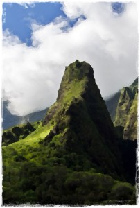 Iao Monument State Park